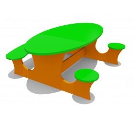ВСТ 1297 Столик детский